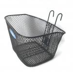 ตะกร้าจักรยานแบบแขวนขนาดใหญ่ วัสดุเหล็ก (ขนาดล้อ 24 นิ้ว),Basket24