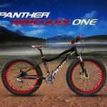 """จักรยานล้อโต PANTHER HERCULES ONE,30 สปีด Deore ล้อ 26x4.9"""""""