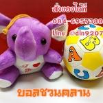 บอลชวนคลาน มีเสียง พร้อมน้องช้างน่ารัก