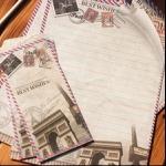 Ancient Letter & Envelope No.1