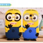 เคส Huawei MateS ซิลิโคน 3D การ์ตูนมิเนี่ยนจอมป่วนสุดกวน และลูกท้อสุดมึน ราคาถูก -B-