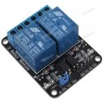 2CH 5V Relay Module (opto)