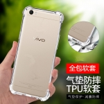 เคส VIVO V5 / V5s ซิลิโคน soft case หุ้มขอบปกป้องตัวเครื่อง โปร่งใสสวยมากๆ ราคาถูก