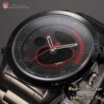 นาฬิกาข้อมือชายแฟชั่น Shank Sport watch SH141