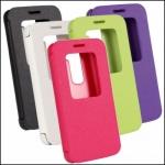 เคส LG G2 mini แบบฝาพับโชว์หน้าจอสีสันสดใสน่ารักมากๆ ราคาถูก