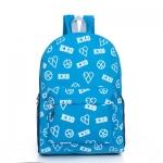 กระเป๋า EXO สีฟ้า