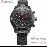 นาฬิกาข้อมือชายแฟชั่น Shank Sport watch SH300-SH304