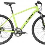 จักรยานไฮบริด TREK 8.3 DS,24 สปีด ดิสน้ำมัน 2016