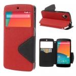 Case LG Nexus 5 เคสฝาพับ ยี่ห้อ Roar