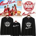 เสื้อแขนยาว (Sweater) AOA - Good Luck
