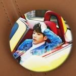 เข็มกลัดกลม BTOB Lee Minhyuk
