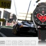 นาฬิกาข้อมือชาย Shark Sport Watch SH090