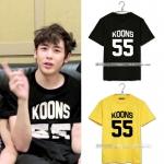 เสื้อยืด Koons 55 แบบ Nichkhun