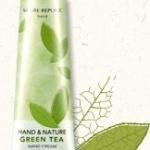 ์Nature Republic Hand Cream :Green Tea