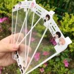ฟิล์มกระจก BTS (เลือกรุ่น+ลายได้) ฟรี!! กล่องเหล็ก