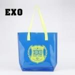 กระเป๋า EXO XOXO LOGO สีน้ำเงิน
