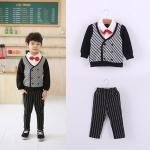 เสื้อ+กางเกง แพ็ค 6 ชุด ไซส์ 80-90-100-110-120-130