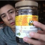 นมผึ้งแบ่งขาย 30 เม็ด ตัวนี้ที่โดมทาน Wealthy health royal jelly รอยัลเจลลี่ นมผึ้ง ของแท้ 10HDA 6% 1000mg