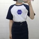 เสื้อยืดแฟชั่นเกาหลี EXO BAEKHYUN