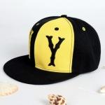 หมวก RUNNING MAN - NY (เหลือง-ดำ)
