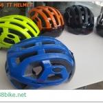 หมวกจักรยานมีแว่น TOKEN Aero TT Helmet,T-66 (Taiwan)