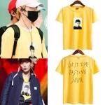 เสื้อยืด (T-Shirt) First Time Tasting Sour แบบ Jaehyun NCT