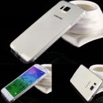 Case Samsung Galaxy Alpha ซิลิโคน TPU แบบใสบางเฉียบโชว์ตัวเครื่องได้เต็มที่ Super Slim ราคาถูก ราคาส่ง