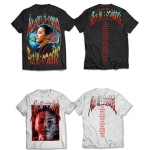 เสื้อยืด (T-Shirt) G-DRAGON - ACT III MOTTE