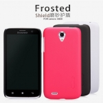 Nillkin frosted rubber cover Hard Case For Lenovo A859