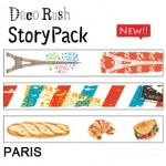 Deco Rush Story Pack - Paris