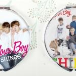กระจก SHINee - I'm Your Boy