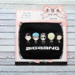ผ้าปิดปาก BIGBANG