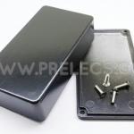 กล่องอลูมิเนียม 1590B สีดำ