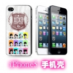 เคส iPhone5 EXO XOXO ลายรวม