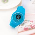 นาฬิกา EXO สีฟ้า