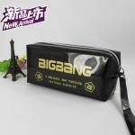 กระเป๋าดินสอเรืองแสง BIGBANG สีดำ