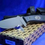 Blackwater DPx HEFT NSW Editon Fixed Blade Knife