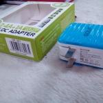 ที่ชาร์ตแบตสํารอง USB 2 พอร์ต 2.4A+1A กำลังไฟรวม 3.4A สำหรับ Tablet, iPad 4 ยี่ห้อ GOLF รุ่น DP-301