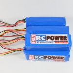 RC-POWER 1800mAH LiFe 3S 9.9v Transmitter pack