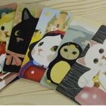 CHOO CHOO CAT Bookmark
