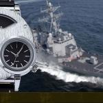 นาฬิกาข้อมือชาย SHARK ARMY SAW053