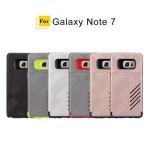 เคส Samsung Note 7 เคสกันกระแทกแยกประกอบ 2 ชิ้น ด้านในเป็นซิลิโคน ด้านนอกพลาสติกเคลือบเงาโลหะเมทัลลิค สวยมากๆ เท่สุดๆ ราคาถูก ราคาส่ง