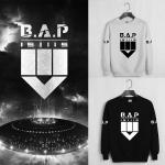 เสื้อแขนยาวกันหนาว (Sweater) B.A.P - MATRIX
