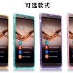 Case Huawei Honor Note 8 ซิลิโคน TPU soft case แบบฝาพับโปร่งใสสีต่างๆ สวยงามมากๆ ราคาถูก