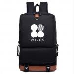 กระเป๋าเป้สะพายไนลอน BTS wings