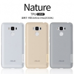 Case Asus Zenfone 3 Max (5.5 นิ้ว ZC553KL) ซิลิโคน soft case โชว์ตัวเครื่องสวยงามมาก ราคาถูก