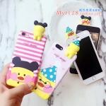 เคส iPhone 7 (4.7 นิ้ว) พลาสติกการ์ตูนเกาะเคสน่ารักมากๆ ราคาถูก