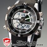 นาฬิกาข้อมือชายแฟชั่น Shank Sport watch SH042