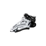 ตัวสับจาน SLX, FD-M7020-11-L, 11-Speed, 2 ชั้น, แคล้มป์ล่าง, Side swing, 31.8MM/34.9MM