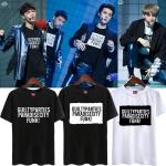 เสื้อยืด (T-Shirt) EXO Lucky One ในรายการ M Countdown